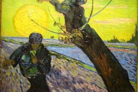 Le Semeur, Van Gogh.